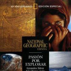 Coleccionismo de National Geographic: NATIONAL GEOGRAPHIC - PASION POR EXPLORAR. Lote 203051048