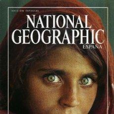 Coleccionismo de National Geographic: NATIONAL GEOGRAPHIC - LAS 100 MEJORES FOTOGRAFIAS. Lote 203052647