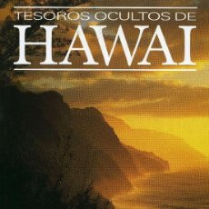 Coleccionismo de National Geographic: NATIONAL GEOGRAPHIC - TESOROS OCULTOS DE HAWAI. Lote 203054780