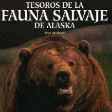 Coleccionismo de National Geographic: NATIONAL GEOGRAPHIC - TESOROS DE LA FAUNA SALVAJE DE ALASKA. Lote 203055012