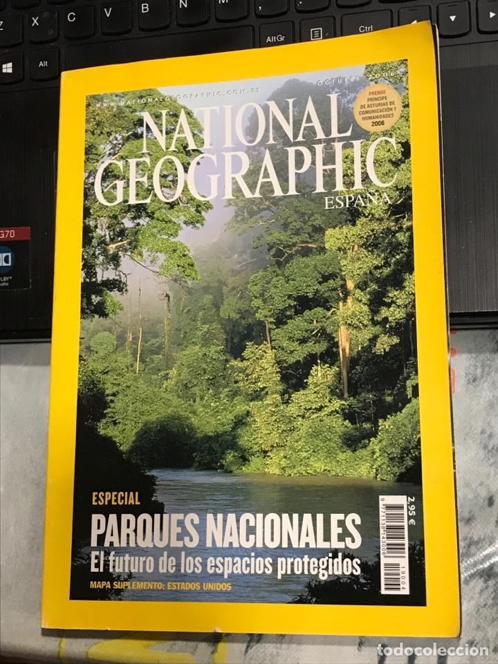 REVISTA NATIONAL GEOGRAPHIC OCTUBRE 2006, ENVÍO POR CORREO ORDINARIO INCLUIDO EN EL PRECIO DE VENTA. (Coleccionismo - Revistas y Periódicos Modernos (a partir de 1.940) - Revista National Geographic)