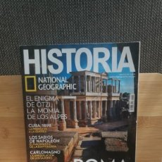 Coleccionismo de National Geographic: NATIONAL GEOGRAPHIC HISTORIA NÚMERO 182. Lote 205102737