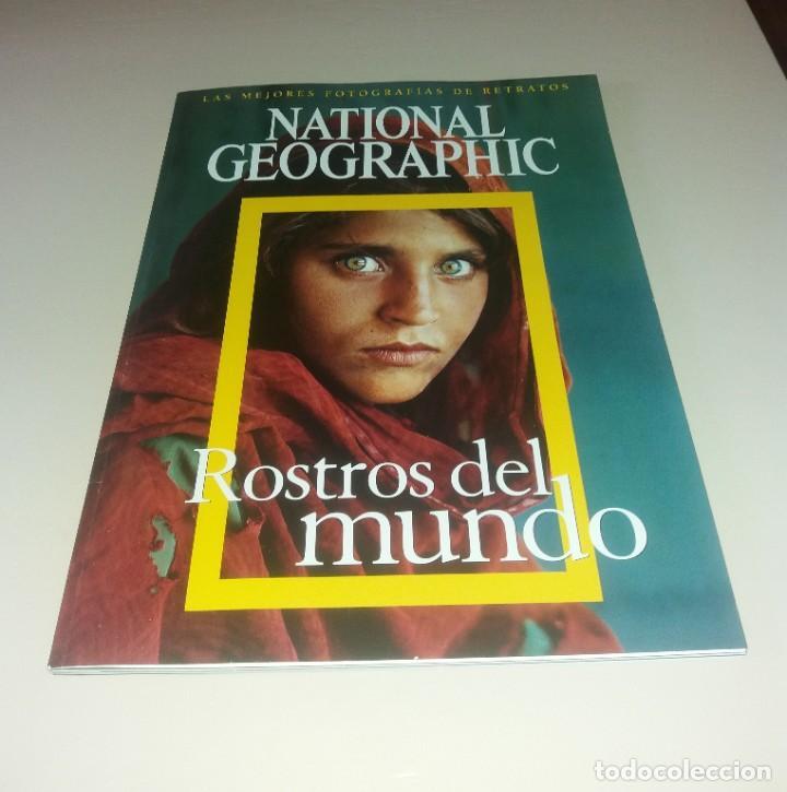 REVISTA NATIONAL GEOGRAPHIC. ROSTROS DEL MUNDO, 2006 (Coleccionismo - Revistas y Periódicos Modernos (a partir de 1.940) - Revista National Geographic)