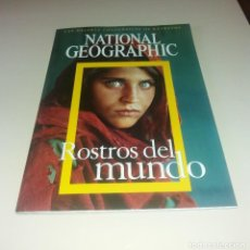 Coleccionismo de National Geographic: REVISTA NATIONAL GEOGRAPHIC. ROSTROS DEL MUNDO, 2006. Lote 205458882