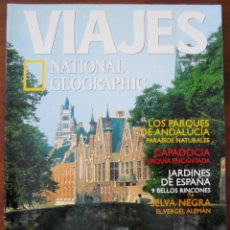 Coleccionismo de National Geographic: VIAJES - NATIONAL GEOGRAPHIC Nº37. Lote 205605135