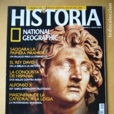 Coleccionismo de National Geographic: HISTORIA NATIONAL GEOGRAPHIC Nº 23. Lote 206533387