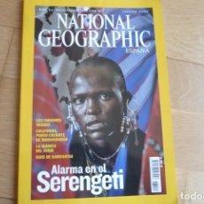 Coleccionismo de National Geographic: REVISTA NATIONAL GEOGRPHIC FEBRERO DE 2006.. Lote 207048611