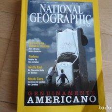 Coleccionismo de National Geographic: REVISTA ANTIONAL GEOGRPHIC DICIEMBRE DE 2000.. Lote 207048682