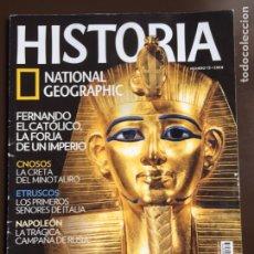 Collezionismo di National Geographic: HISTORIA NATIONAL GEOGRAPHIC Nº 73.LOS LADRONES DE TUMBAS DE EGIPTO.ETRUSCOS.NAPOLEÓN CNOSOS.. Lote 207740750