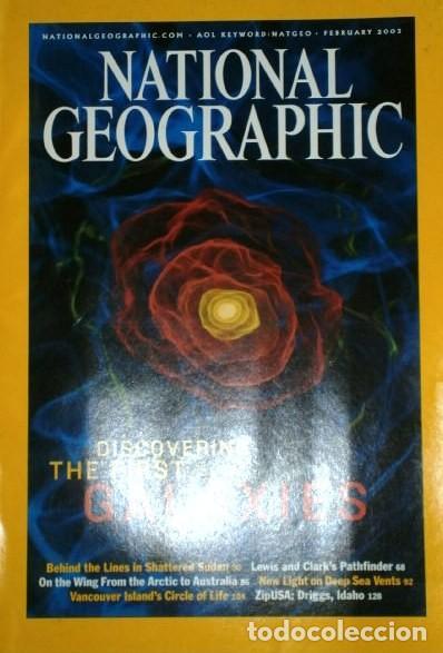 Coleccionismo de National Geographic: 12 Revistas National Geographic (Año 2003 completo) Edición original norteamericana en inglés - Foto 4 - 207876093