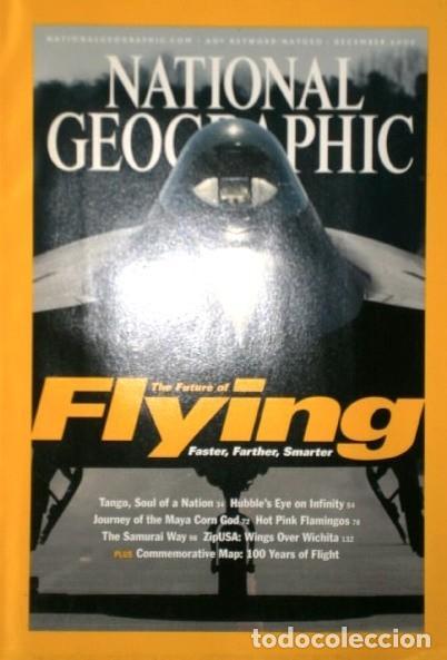 Coleccionismo de National Geographic: 12 Revistas National Geographic (Año 2003 completo) Edición original norteamericana en inglés - Foto 6 - 207876093