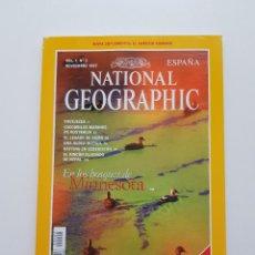 Coleccionismo de National Geographic: NATIONAL GEOGRAPHIC NOVIEMBRE 1997 MINNESOTA VOL. 1, Nº 2. Lote 207907476