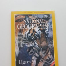 Coleccionismo de National Geographic: NATIONAL GEOGRAPHIC DICIEMBRE 1997 TIGRES VOL. 1, Nº 3. Lote 207907660