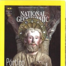 Coleccionismo de National Geographic: NATIONAL GEOGRAPHIC. JUNIO 2019. PÓRTICO DE LA GLORIA. Lote 210105167