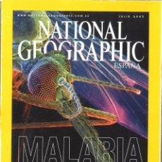 Coleccionismo de National Geographic: NATIONAL GEOGRAPHIC. JULIO 2007. Lote 210106140