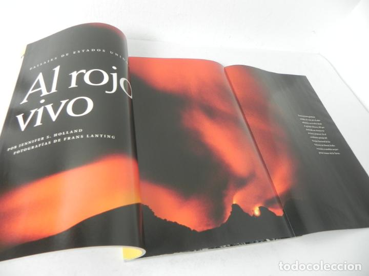 Coleccionismo de National Geographic: REVISTA NATIONAL GEOGRAPHIC OCTUBRE 2004(VOLCANES DE HAWAI AL ROJO VIVO)) - Foto 3 - 210117993