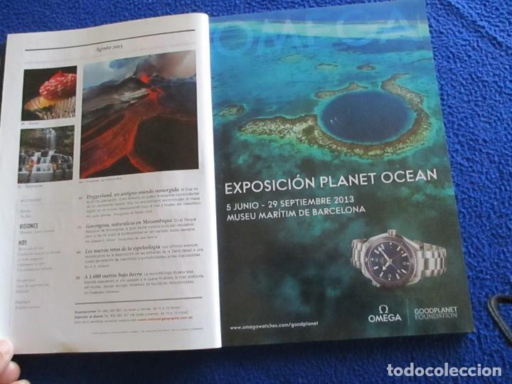 Coleccionismo de National Geographic: Revista National Geographic Agosto 2013 MAYAS Revelando los secretos de los Cenotes Sagrados - Foto 3 - 210166555