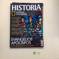 Coleccionismo de National Geographic: HISTORIA. Lote 210679709