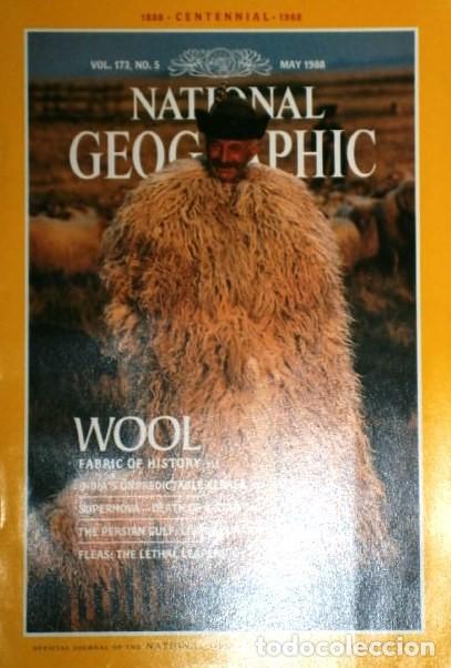 Coleccionismo de National Geographic: 12 Revistas National Geographic (Año 1988 completo) Edición original norteamericana en inglés - Foto 5 - 211658740