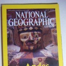 Coleccionismo de National Geographic: NATIONAL GEOGRAPHIC JUNIO 2002. Lote 211975237