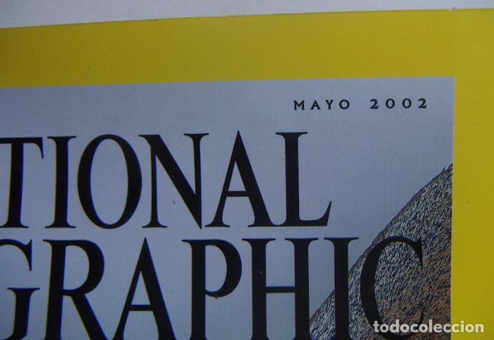 Coleccionismo de National Geographic: National Geographic Mayo 2002 - Foto 2 - 211975806
