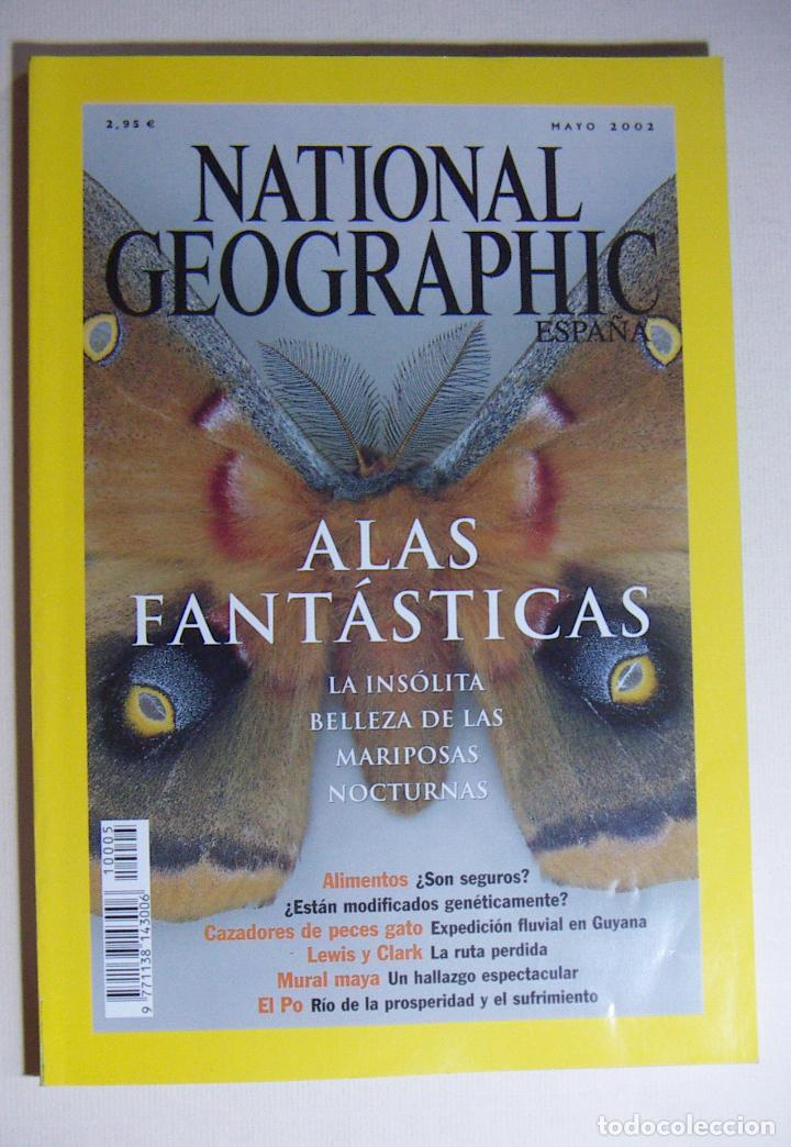 NATIONAL GEOGRAPHIC MAYO 2002 (Coleccionismo - Revistas y Periódicos Modernos (a partir de 1.940) - Revista National Geographic)