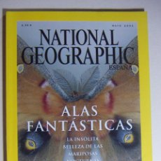 Coleccionismo de National Geographic: NATIONAL GEOGRAPHIC MAYO 2002. Lote 211975806