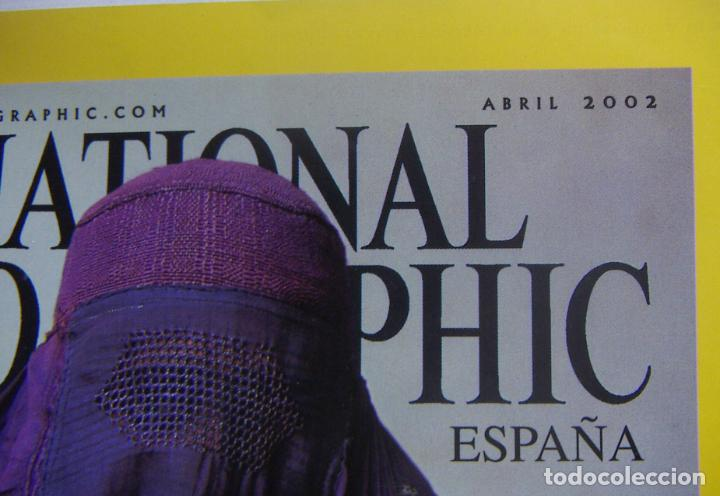 Coleccionismo de National Geographic: National Geographic Abril 2002 - Foto 2 - 211975916