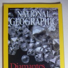 Coleccionismo de National Geographic: NATIONAL GEOGRAPHIC MARZO 2002. Lote 211976033