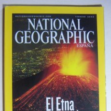 Coleccionismo de National Geographic: NATIONAL GEOGRAPHIC FEBRERO 2002. Lote 211976143