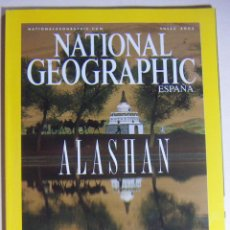 Coleccionismo de National Geographic: NATIONAL GEOGRAPHIC ENERO 2002. Lote 211976283