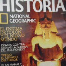 Coleccionismo de National Geographic: HISTORIA NACIONAL GEOGRAPHIC. Lote 213721501