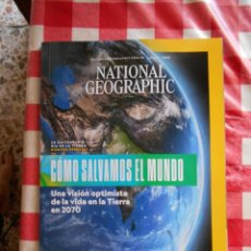 Coleccionismo de National Geographic: NATIONAL GEOGRAPHIC ABRIL 2020. Lote 214888856