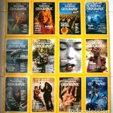 Coleccionismo de National Geographic: 12 REVISTAS NATIONAL GEOGRAPHIC (AÑO 1987 COMPLETO) EDICIÓN ORIGINAL NORTEAMERICANA EN INGLÉS. Lote 217989202