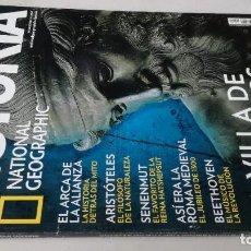 Coleccionismo de National Geographic: HISTORIA NATIONAL GEOGRAPHIC 180 LA VILLA DE LOS PAPIROS GRAVOL 34. Lote 218167635