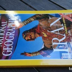 Coleccionismo de National Geographic: NATIONAL GEOGRAPHIC - IRAN V 5 N 1 1999 X104. Lote 219569221