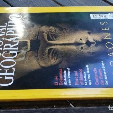 Coleccionismo de National Geographic: NATIONAL GEOGRAPHIC - FARAONES DEL SOL - ABRIL 2001 X104. Lote 219569236