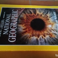 Coleccionismo de National Geographic: NATIONAL GEOGRAPHIC 182 EN INGLES ZZ103. Lote 219578471