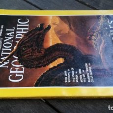 Coleccionismo de National Geographic: NATIONAL GEOGRAPHIC 183 EN INGLES ZZ201. Lote 219578516