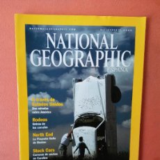 Coleccionismo de National Geographic: NATIONAL GEOGRAPHIC ESPAÑA. GENUINAMENTE AMERICANO. DICIEMBRE 2000.. Lote 220349811