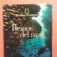 Collectionnisme de National Geographic: REINOS DEL MAR. NATIONAL GEOGRAPHIC. ESPECIAL EDUCATIVO PARQUE OCEANOGRÁFICO DE VALENCIA. Lote 220352463
