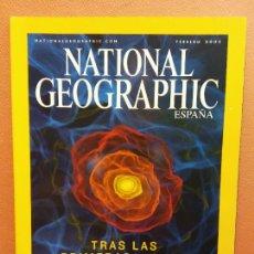Coleccionismo de National Geographic: NATIONAL GEOGRAPHIC. FEBRERO 2003. TRAS LAS PRIMERAS GALAXIAS. Lote 220353778