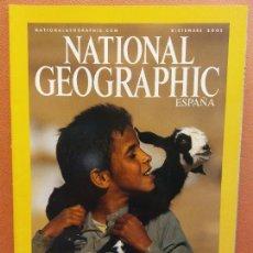 Coleccionismo de National Geographic: NATIONAL GEOGRAPHIC. DICIEMBRE 2001. ABRAHAM. PADRE DE TRES CREDOS. Lote 220354791