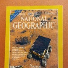 Coleccionismo de National Geographic: NATIONAL GEOGRAPHIC.SEPTIEMBRE 1998. REGRESO A MARTE.. Lote 220356298
