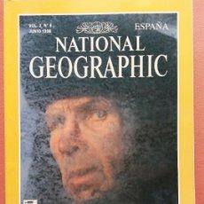 Coleccionismo de National Geographic: NATIONAL GEOGRAPHIC. JUNIO 1998. EL TRANSIBERIANO. Lote 220356475