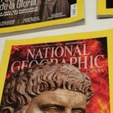 Coleccionismo de National Geographic: G-43 REVISTA NATIONAL GEOGRAPHIC LA CARA OCULTA DEL EMPERADOR NERON. Lote 220701348