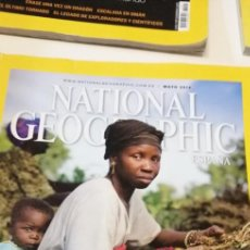Coleccionismo de National Geographic: G-43 REVISTA NATIONAL GEOGRAPHIC COMO ALIMENTAR A 9000 MILLONES. Lote 220701387