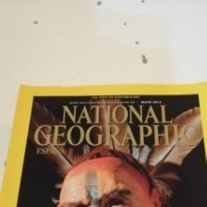 Coleccionismo de National Geographic: G-43 REVISTA NATIONAL GEOGRAPHIC NEANDERTALES. Lote 220701562
