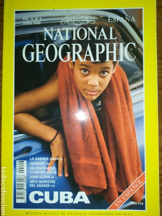 Coleccionismo de National Geographic: Lote seis National Geographic. Vol 4, 1999 - Foto 2 - 220934101