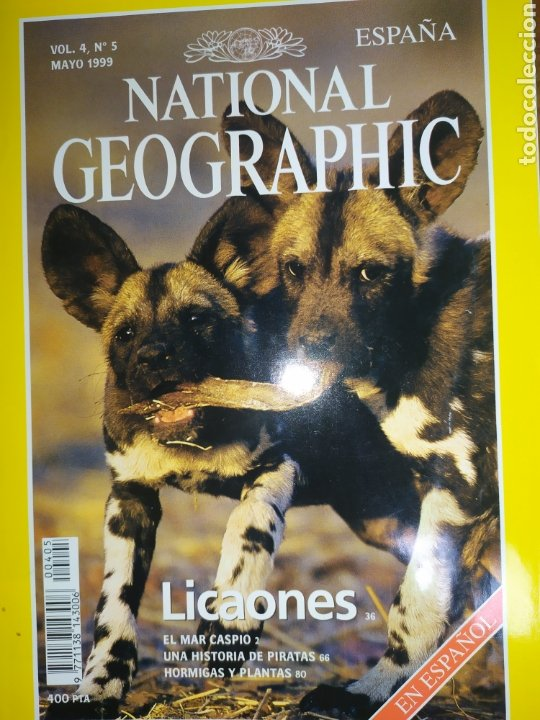 Coleccionismo de National Geographic: Lote seis National Geographic. Vol 4, 1999 - Foto 3 - 220934101